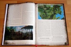 Aventurien - Heimat von Kämpfern, Reisenden und Helden