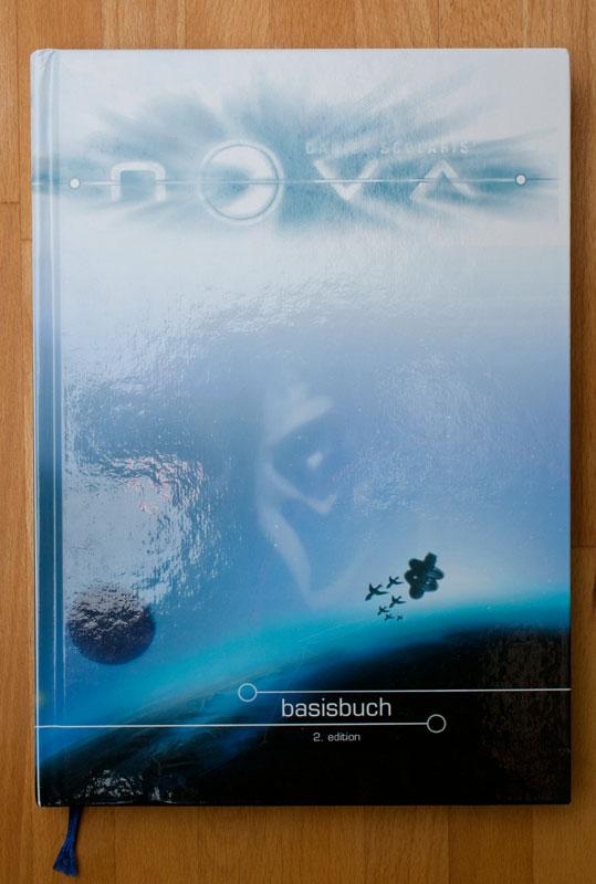 Nova - Basisbuch - Cover