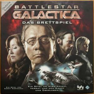 Battlestar Galactica - Das Brettspiel