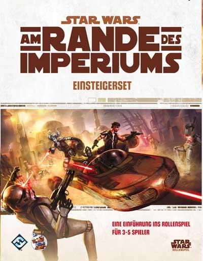 Star Wars - Am Rande des Imperiums - Einsteigerset