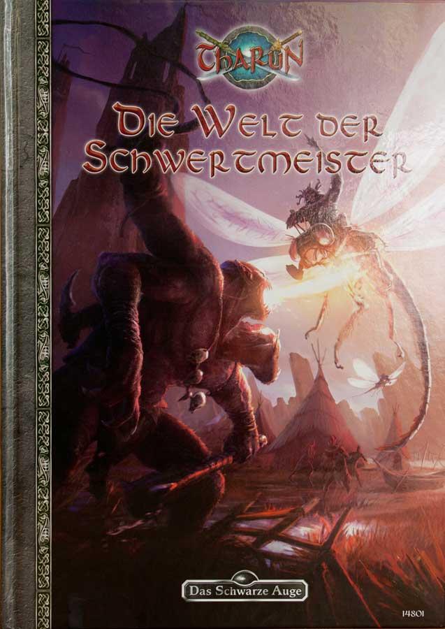 Tharun - Die Welt der Schwertmeister - Cover