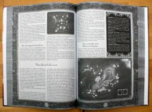 Tharun-Inhalt - Beschreibung der Archipelen