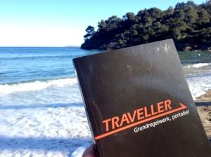 Traveller Grundregelwerk portabel