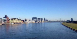 Ja, doch. Es gibt hässlichere Städte als Köln.