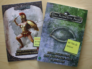 Das DSA5-Betaregelwerk und ein Abenteuer
