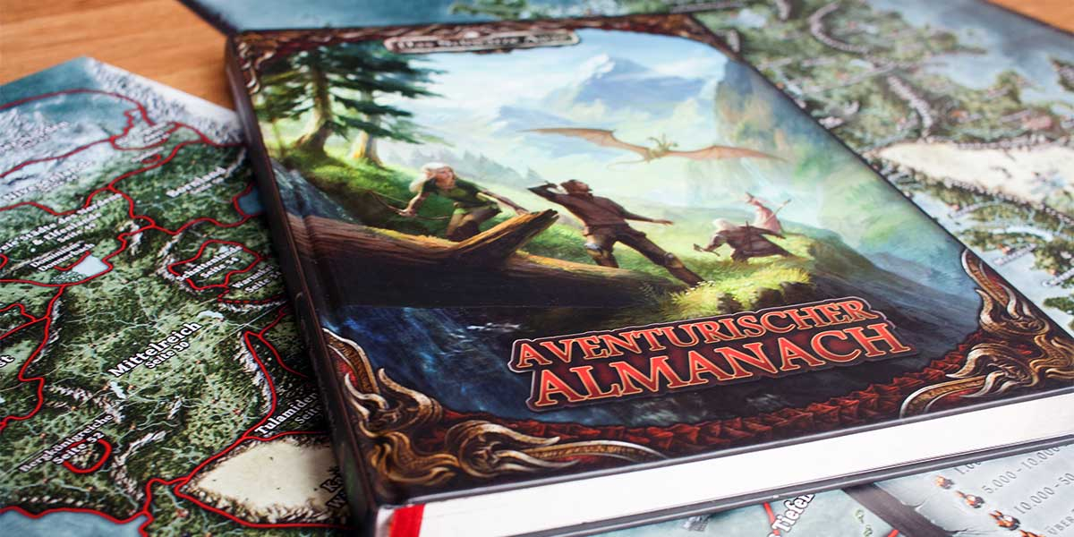 Der Aventurische Almanach